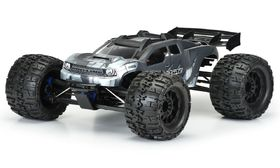 Pro-Line Pre-Cut Brute Clear Body for E-REVO 2.0