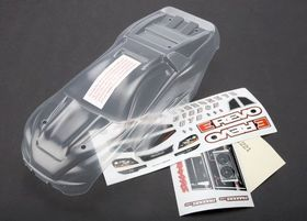 Traxxas 1/16 E-Revo Body - Clear