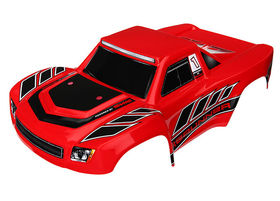 LaTrax Body Desert Prerunner Red
