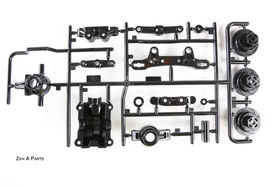 Tamiya TT02 A Parts - Upright (SP-1527)