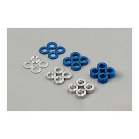 Tamiya 5.5mm Aluminium Spacer Set