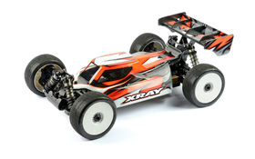 Xray XB8E - 2021 - 1:8 Luxurious Electric Off-Road Buggy KIT