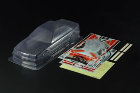 Tamiya Audi V8 Touring 1991  Body - Clear