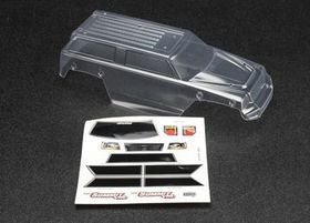 Traxxas 1/16 Summit Clear Body
