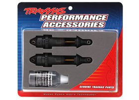 Traxxas Shocks GTR Long without springs (2)