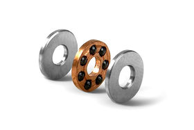 Xray Ceramic Ball-Bearing Axial F3-8 3X8X3.5