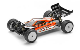 Xray XB4C'21 - 4WD 1/10 Electric Off-Road Car - Carpet Edition