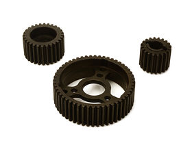 Integy Metal Center Gearbox Gear Set (30394, 80010) For Axial