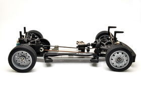 HoBao Hyper EPX 4WD 1/10 Semi Truck - ARR Truck Kit Without Body