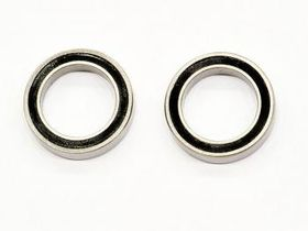 EuroRC Rubber Shielded Ball Bearing 10x19x5mm (10)