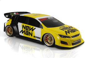 Mon-Tech Racing - 1:10 308 TCR 190mm Touring Car body 2.0 - Unpainted