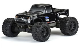 Pro-Line 1966 Ford F-100 Tough-Color (Black) Body Stampede