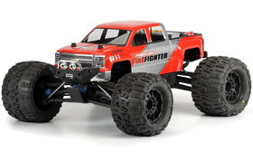 Pro-Line 2014 Chevy Silverado Body for Revo/Maxx/Summit - Unpainted