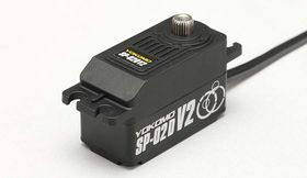 Yokomo SP-02D Low Profile Programmable (RWD Drift Spec/12.0kg/6.0V) Coreless Servo