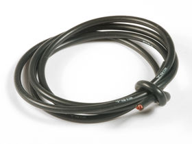 TQ Racing Cable 13awg 90cm black wire