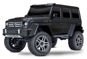 Traxxas TRX-4 Mercedes G500 4x4 Scale & Trail Crawler RTR with LED kit (TRX8898)- w/o Battery & Charger