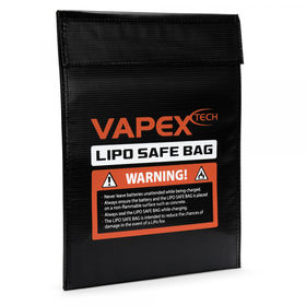 Vapex Li-Po Charging Bag 175x225mm - Bag B