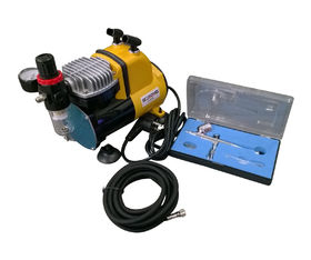 EuroRC Air brush & Compressor Set