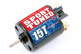 Etronix Sport Tuned Modified Brushed Motor - 15T