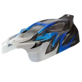 FTX Printed Body - Blue (Brushed) Vantage