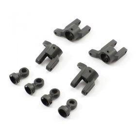 FTX Ibex Shock Top Mount & Wheel Hub Carriers