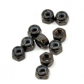 HoBao H2 Nylon Nut 4mm (10)