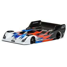 Protoform 'BMR-12.1' Lightweight LMP12 1/12 Clear Body