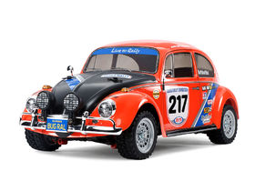 Tamiya 1:10 RC Volkswagen Beetle Rally - MF-01X - Kit