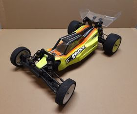 Used Car Kit - 1:10 Xray XB2 2017  Carpet 2WD Buggy - Roller