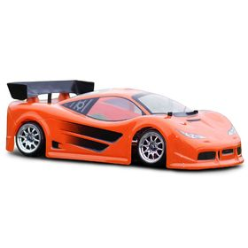 Xpress 210mm Mini Racer -  Unpainted Lexan Body - 1/10 M Chassis RC Car