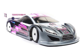 ZooRacing DogsBollox 1/10 TC 190mm Body - 0.5mm Lightweight